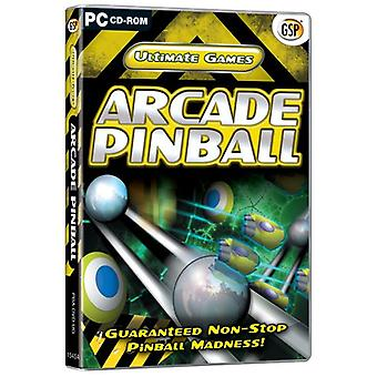 Ultimate Games Arcade Pinball (PC CD)-ny