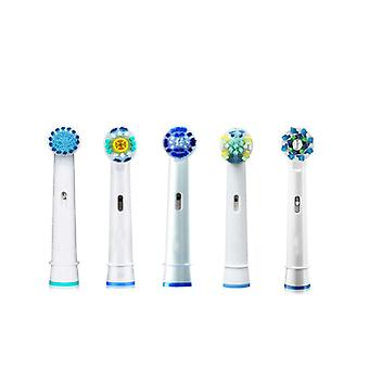 20-Pack Toothbrush heads compatible with Oral-B