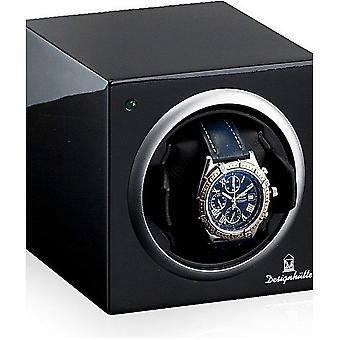 Designhütte watch winder Manhattan black 70005-32