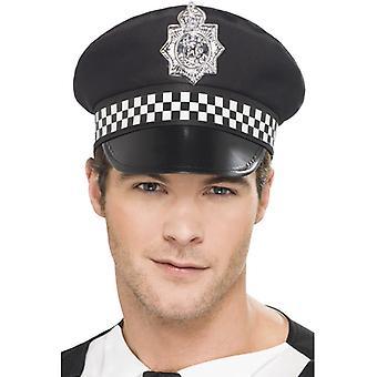 Poliția pălărie de poliție costum pălărie pălărie uniformă