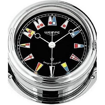 Wempe chronometer works regatta porthole clock CW170001
