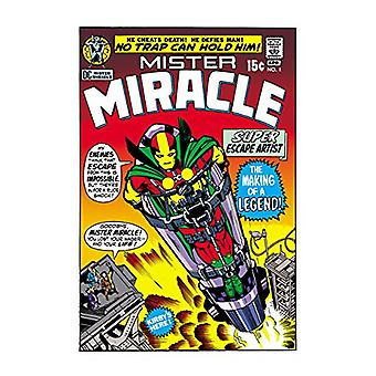 Mister Miracle By Jack Kirby (New Edition) by Jack Kirby - 9781401277