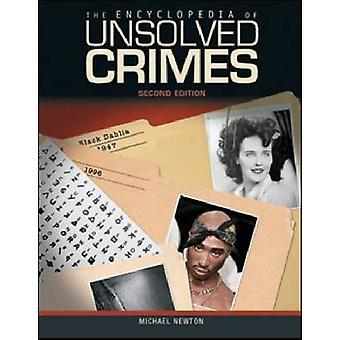 De encyclopedie van onopgeloste misdaden (2e herziene editie) door Michael
