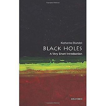 Zwarte gaten: A Very Short Introduction (zeer korte inleidingen)