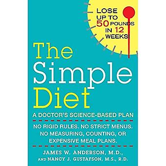 Simple Diet: No Rigid Rules, No Strict Menus, No Measuring, Counting, or Expensive Meal Plans.