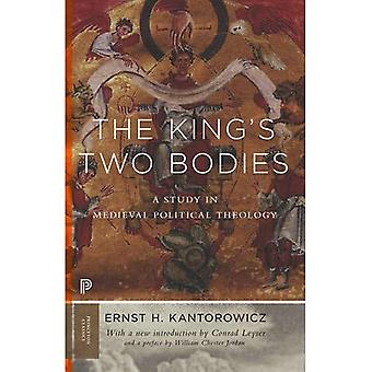 The King's Two Bodies: A Study in Medieval Political Theology (Princeton Classics)