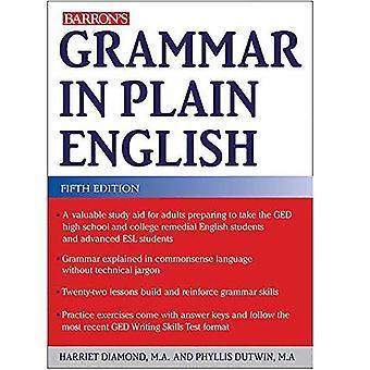Grammatica in Plain Engels