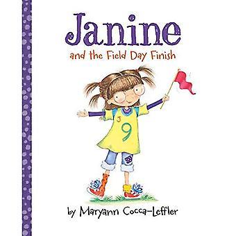 Janine und Feldtag Finish