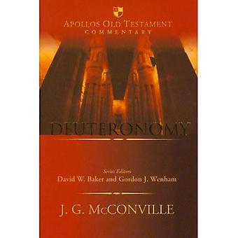 Deuteronomium (Apollos Oude Testament Commentary)