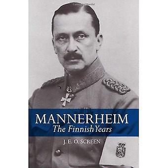 Mannerheim: Finska åren