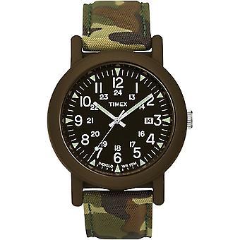 Timex originaler Camper T2P292 herreklokke