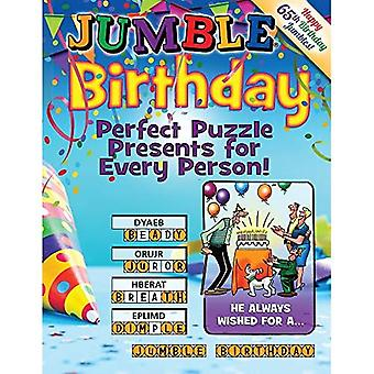 Jumble(r) Birthday: Perfect Puzzle Presents for Every Person! (Jumbles(r))