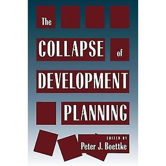 Boettke ・ ピーター j. によって開発計画の崩壊
