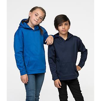 AWDis Just Hoods Kids Sports Polyester Hoodie