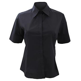 Bargear® Ladies Short Sleeve Bar Shirt / Ladies Bar Wear (Pack of 2)