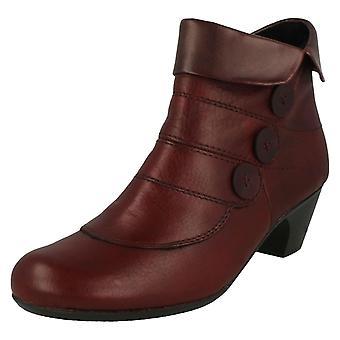 Ladies Rieker Ankle Boots 70562