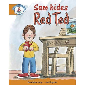 Allumé Ed Storyworlds étape 4, notre monde, Sam se cache Red Ted (Single)