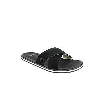 UGG Beach Slide 1020086BLK universal summer men shoes