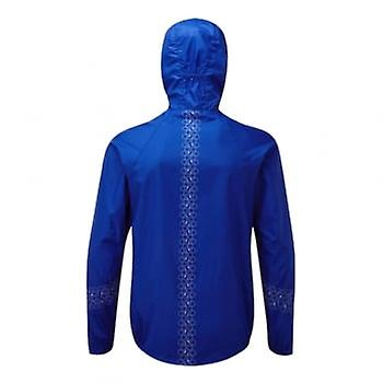 Ronhill Momentum Sirius Mens Running Jacket Blue