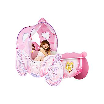Disney Princess Carriage Feature Toddler Bed