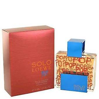 Solo Loewe Pop By Loewe Eau De Toilette Spray 2.5 Oz (men) V728-492777