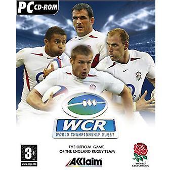 World Championship Rugby (PC CD) - Neu