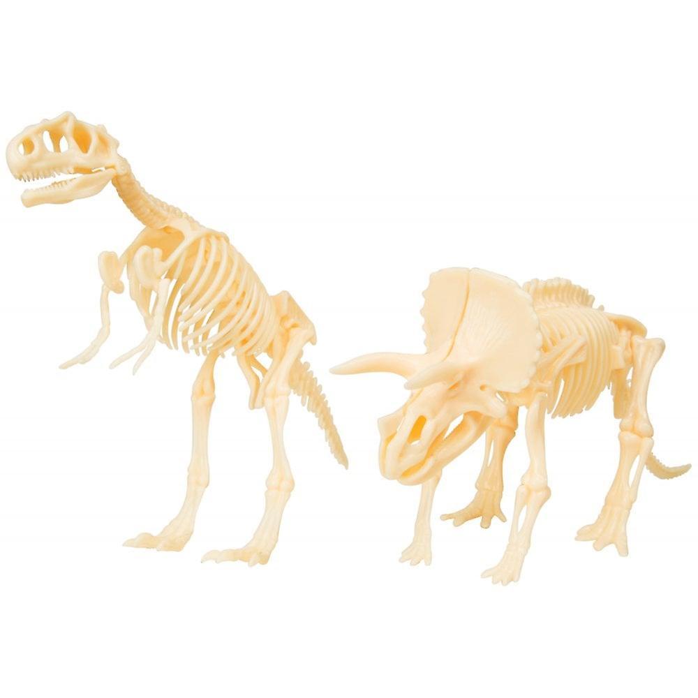 Jurassic World Dino Bones Twin Pack Set