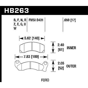Hawk performance HB263F. 650 HPS