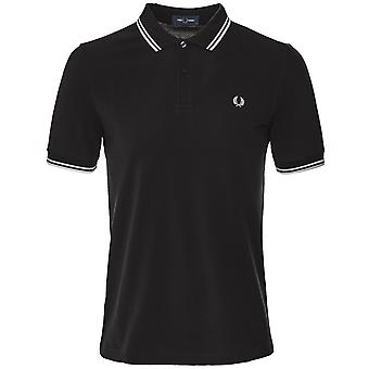 Fred Perry camisa polo con punta doble M3600 524