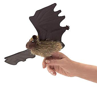 Hand Puppet - Folkmanis - Bat Little Brown New Toys Soft Doll Plush 3127