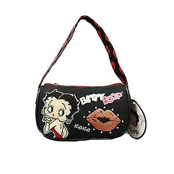 Handbag - Betty Boop - lips-mark New Hand Bag Purse Girls Gifts 39891