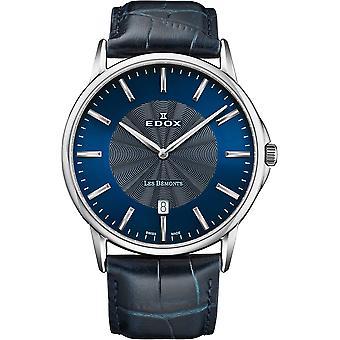 Edox 56001 3 BUIN Les Bémonts reloj de hombre