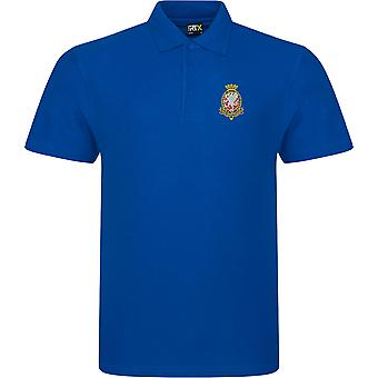 Royal Wessex Yeomanry - Licensed British Army Embroidered RTX Polo