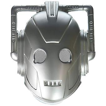 Doctor Who Cyberman máscara VacuForm