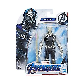 Marvel Avengers Chtauri Endgame Villain 6 Inch Action Figure