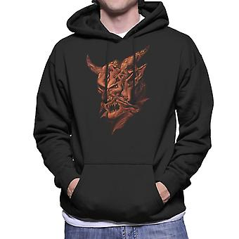 Alchemy Lord Of Illusion Men's Hooded Sweatshirt