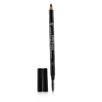 Giorgio Armani Eyes To Kill Smooth Silk Brow Pencil - # 3 Wenge Wood - 1.19g/0.042oz