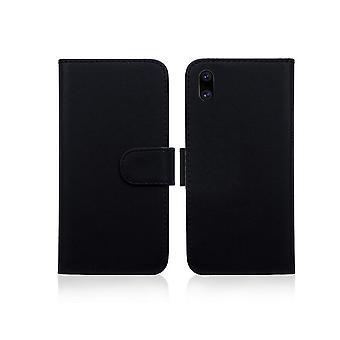 Boîtier portefeuille simple pour iPhone X