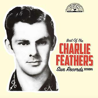 Feathers*Charlie - Best of the Sun Records Sessions [Vinyl] USA import