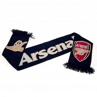Arsenal FC Gunners Scarf