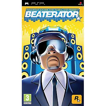 Beaterator (PSP) - New