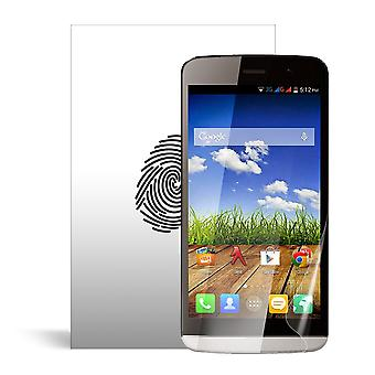 Celicious levendig plus milde Anti-Glare Screen Protector film compatibel met Micromax A108 canvas L [Pack van 2]