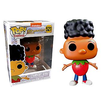 Hey Arnold Gerald Berry US Exclusive Pop! Vinyl