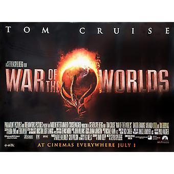 Maailman sota (yksipuolinen) alkuperäinen elokuva juliste