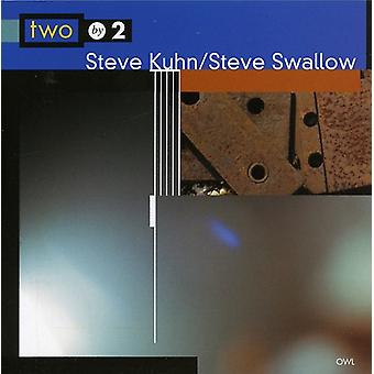 Kuhn/Swallow - Two by 2 [CD] USA import