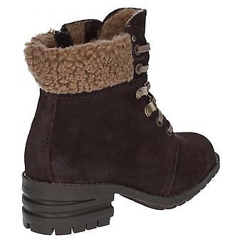 Caterpillar Womens/Ladies Cora Suede Lace Up Boot