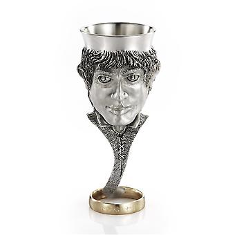 Lord of the Rings by Royal Selangor 272537E Frodo Baggins Hobbit Pewter Goblet