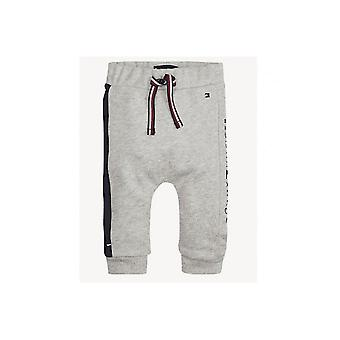Tommy Hilfiger Boys Tommy Hilfiger Infant Boy's Grey Heather Jogging Bottoms