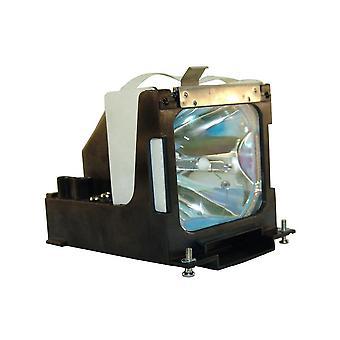 Lampada per proiettori di sostituzione potenza Premium per Sanyo POA-LMP53