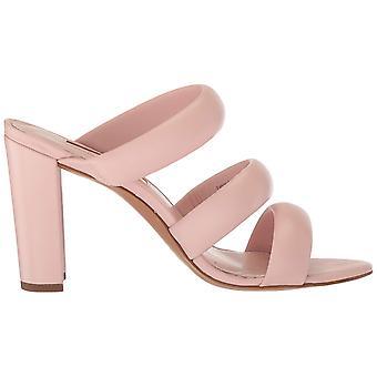 Avec Les Filles Womens Mara Open Toe Special Occasion Slide Sandals